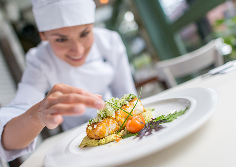 Chef's Services at Hotel Ocala